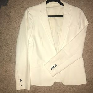 Jackets & Blazers - White blazer - size M